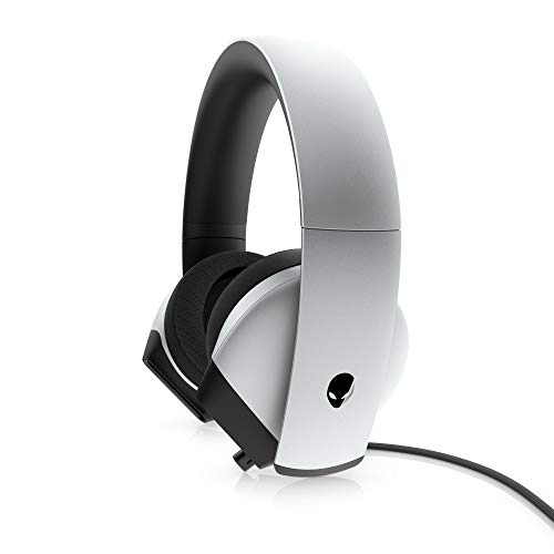Alienware 7.1 Gaming-Headset, Weiß