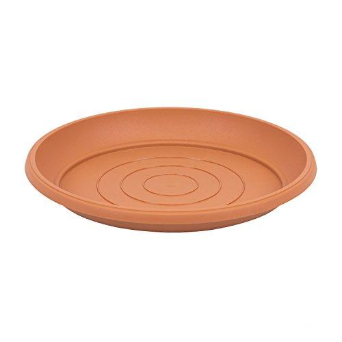 Sottovaso Terra per Vaso portafiori Terra, Terracotta, 41 cm