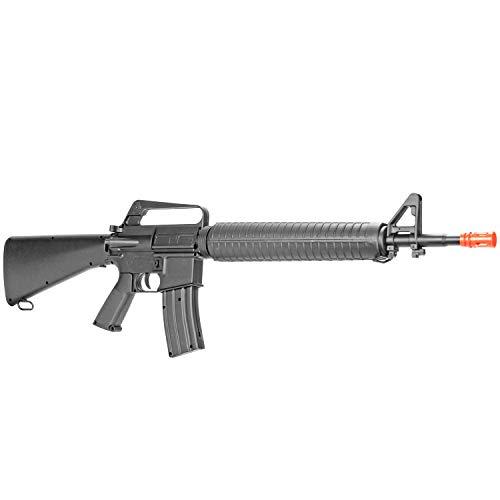bbtac m16-a1 vietnam model spring action assault rifle(Airsoft Gun)