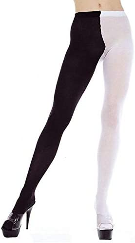 Los Angeles Mall Year-end gift Jester Opaque Tights
