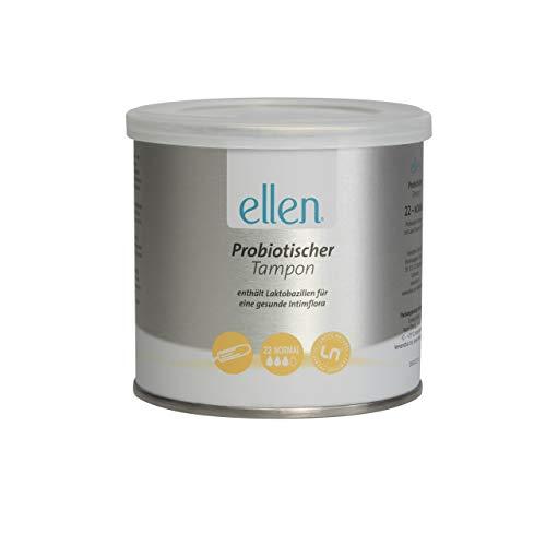 Ellen Probiotischer Tampon Normal (22er Pack)