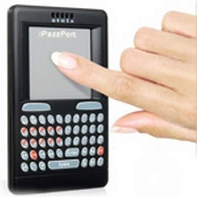 CWTIAN Smart Mini Wireless-Tastatur Wireless Handheld PC Tastatur und Maus Touchpad for Laptop