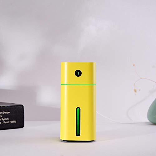 Susurro ultrasone luchtbevochtiger met koude nevel, stil, zonder water, automatische uitschakeling met nachtlampje, digitale touchscreen-timer voor grote kamer, babykamer