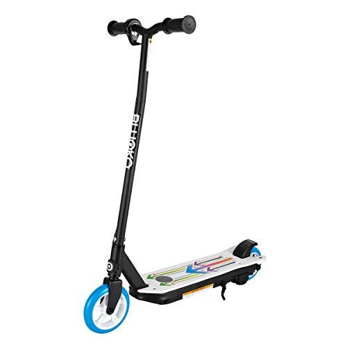 Bluoko Patinete eléctrico Infantil Push & Go (Azul)