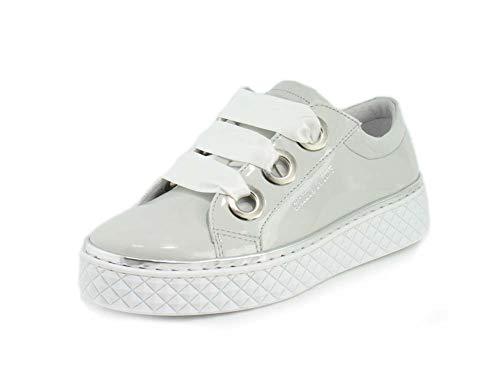 Cycleur de Luxe Womens Acton 3 Light Grey Sneaker - 39