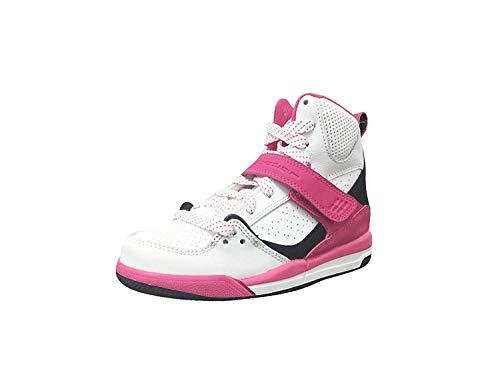 Nike Bimbo 0-24 Jordan Flight 45 High GP Scarpe da Ginnastica Basse Bianco Size: 29.5