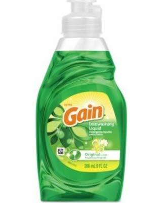 Gain Ultra Dishwashing Liquid Original , 1 Count (DISH WASHING LIQUID)
