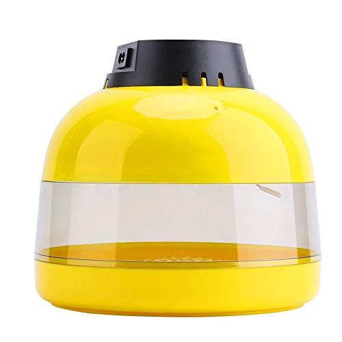 DXX-HR Incubadora de Huevos 10 Huevos Mini Digital incubadora de Pollo Ganso Pato Ave de Corral Hatcher con el Huevo Bandeja de Control de Temperatura