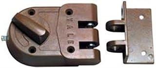 environ 6.35 cm Chrome Visi Pack O Yale serrures YALPM 888ZP25 M888 tubulaire à Mortaise Loquet 64 mm 2.5 in