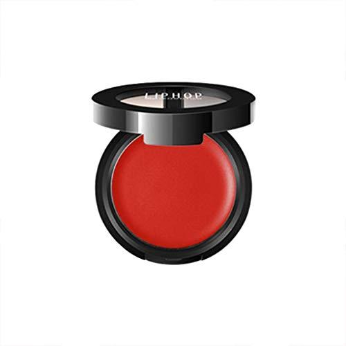 Maquillage Couleur Une Boîte De Crème Fard À Paupières Rouge À Lèvres Mat Multi-usages Serria