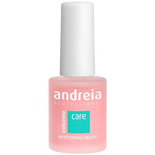 Andreia Professional Extreme Care Whitening Mask – Peel-Off Mask zum Aufhellen von Nägeln – 10,5 ml