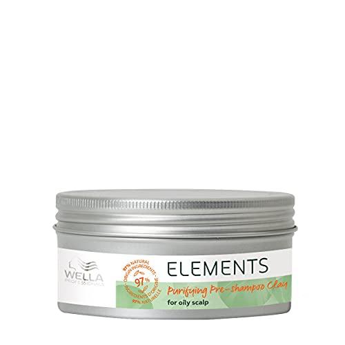 Pré-shampoing purifiant à l'argile Purifying Elements Wella 225