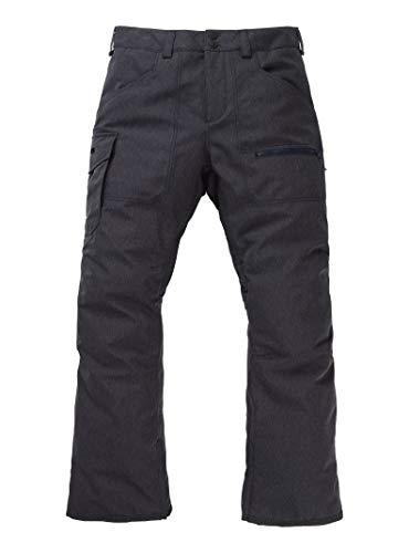 Burton Herren Covert Snowboard Hose, Denim, XXL