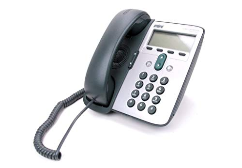 Cisco Systems 7912G IP VoIP Phone CP-7912G-CH1 (Certified Refurbished)