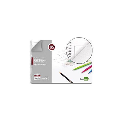 Liderpapel DL08 - Bloc dibujo