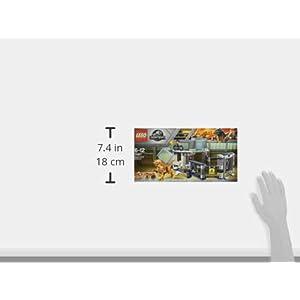 Amazon.co.jp - レゴ ジュラシックワールド スティギモロクの研究所大脱走 75927