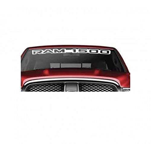 SUPERSTICKI Ram 1500 ca 90 cm Tuning Decal Racing Sport Sticker Muurtattoo