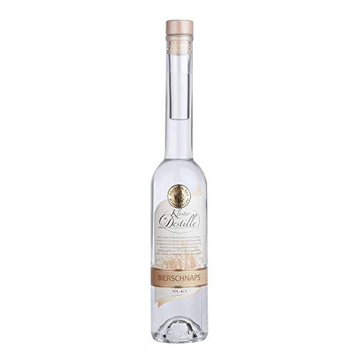 1 Flasche Alpirsbacher Kloster Destille Bierschnaps 42% a 0,35l GEISTREICHER GENUSS HÖCHSTER GÜTE