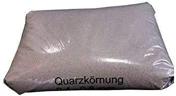 25 kg Quarzsand 0,1-0,5mm 0,50 Euro / 1 KG