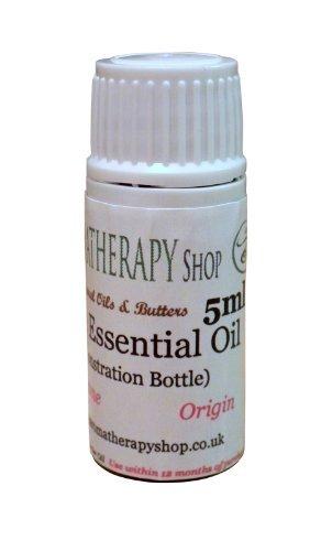 The Aromatherapy Shop Cultivés Localement Anglais Huile De Lavande /100% Pureté - 5ml