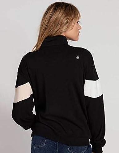 Volcom Short Staxx Pullover Pull Femme