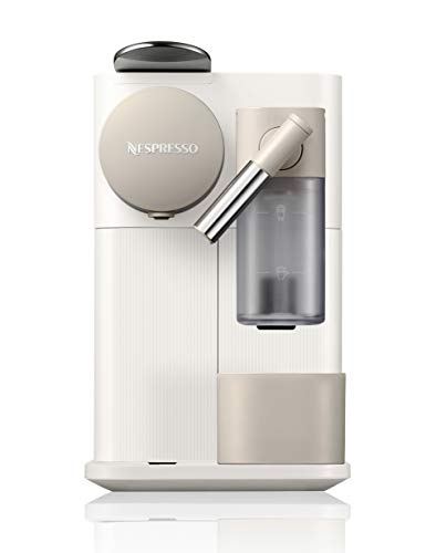 Nespresso Lattissima One Original Espresso Machine with Milk Frotherby De'Longhi, 33.8 ounce, Silky White California