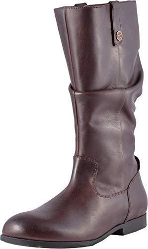 Birkenstock Womens Sarnia High Espresso Boot - 36 REG