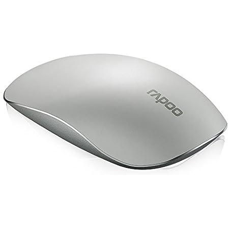 Rapoo T8 Kabellose Touch Laser Maus Weiß Computer Zubehör
