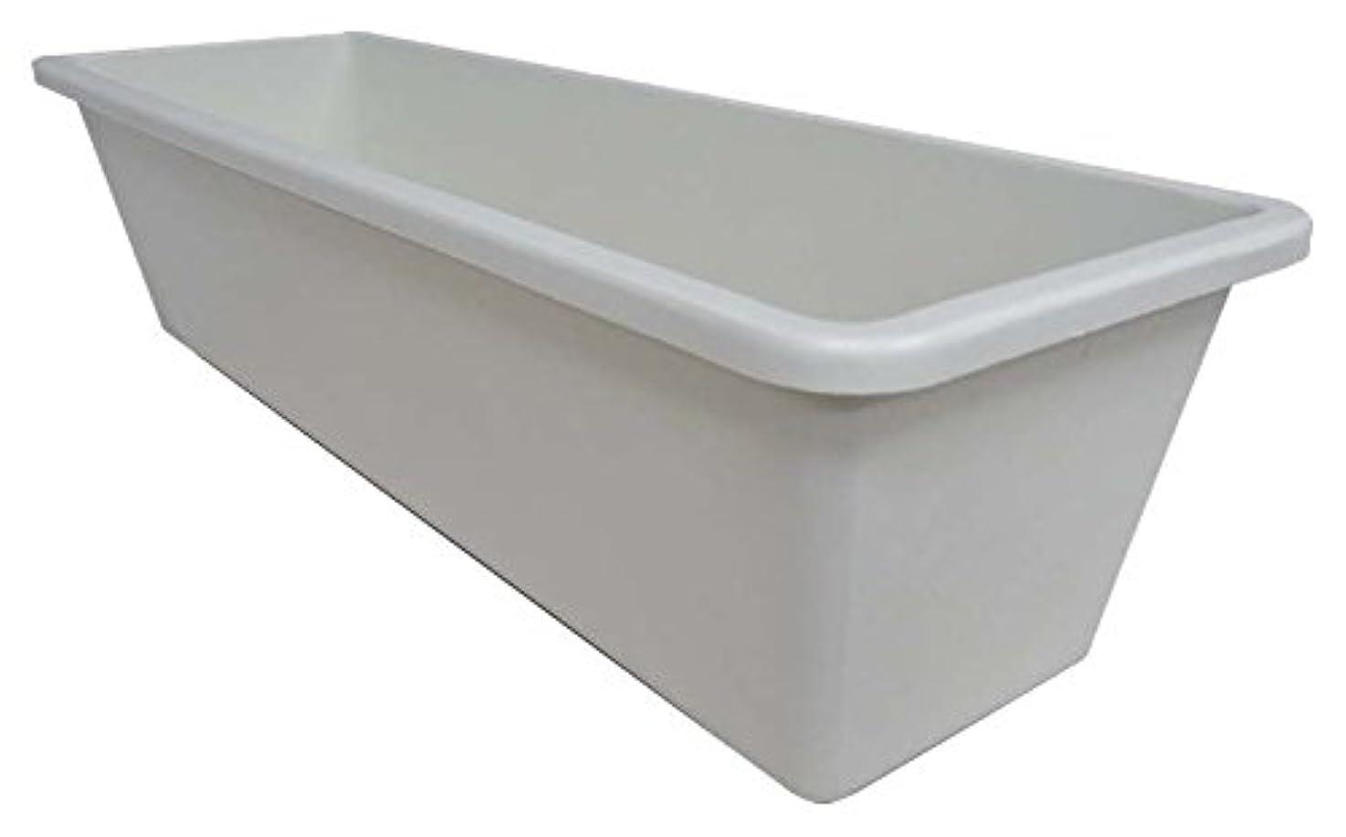 Toteline 1102085116 Nesting Grow Container, Glass Fiber Reinforced Plastic Composite, 24