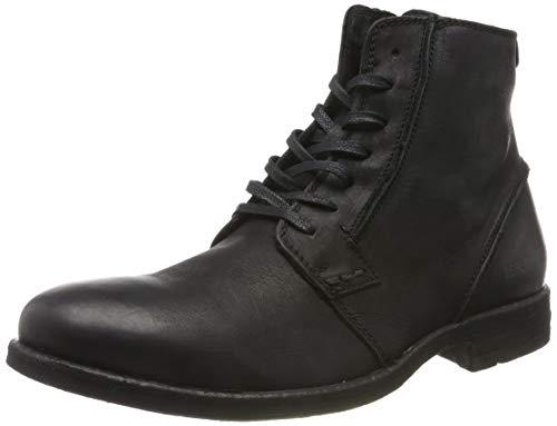Replay Herren HOTMAN Biker Boots, Schwarz (Black 3), 44 EU