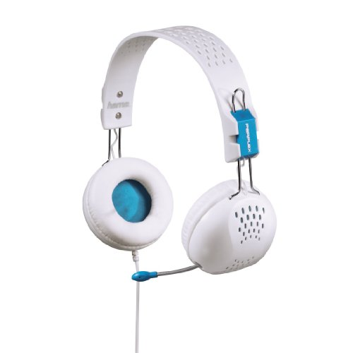 Hama 51679 Perplex PC-Headset weiß