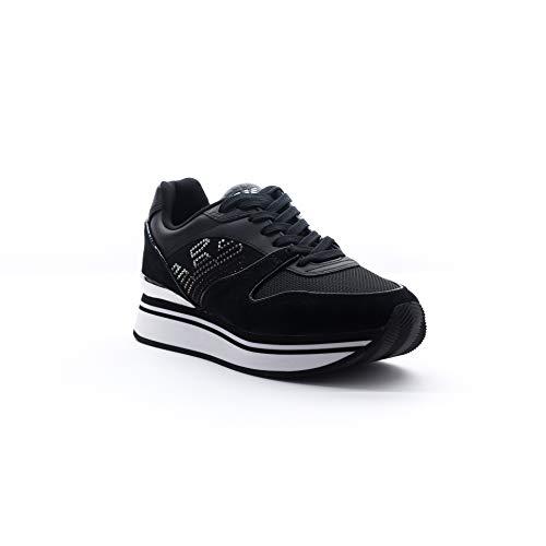 Emporio Armani Zapatillas Negro Size: 36 EU