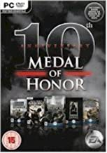 New Electronic Arts Medal Of Honor 10Th Anniversary Games Volume Arcade Shooters Windows Xp/Vista