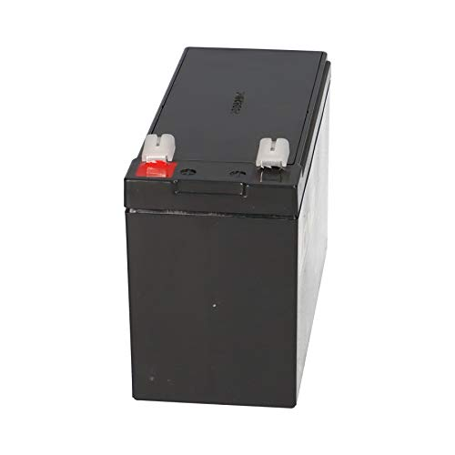 Blei Akku 12V 9Ah WP1236W kompatibel USV APC Back UPS 650 700 800 RBC17 RBC 17
