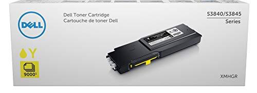 Dell XMHGR High Yield Yellow Toner Cartridge for S3840cdn, S3845cdn