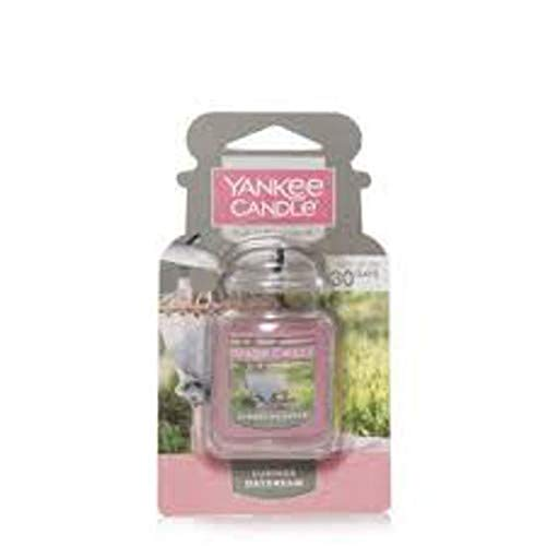 Yankee Candle Ultimate Car Jar Candle, Pink