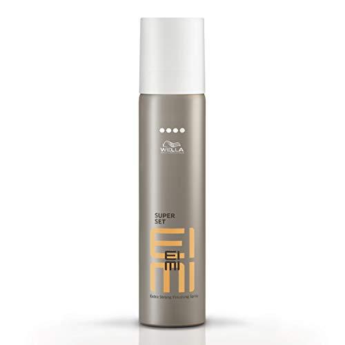 Wella EIMI SUPER SET - Laca Profesional Spray Fijación Súper Fuerte - 300 ml