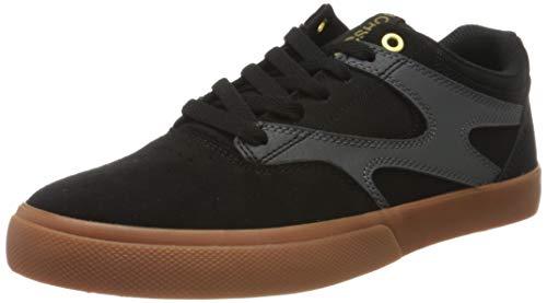 DC Shoes Kalis Vulc, Zapatillas Skateboard Hombre