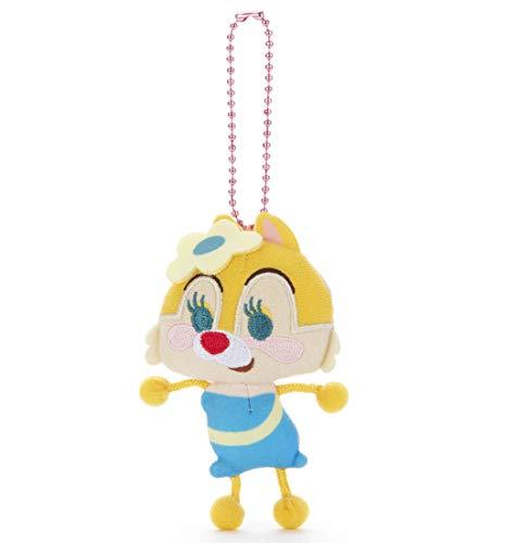 ディズニー キャラクタートイカンパニー クリーナー付 ボールチェーンマスコット クラリス 高さ約 10cm
