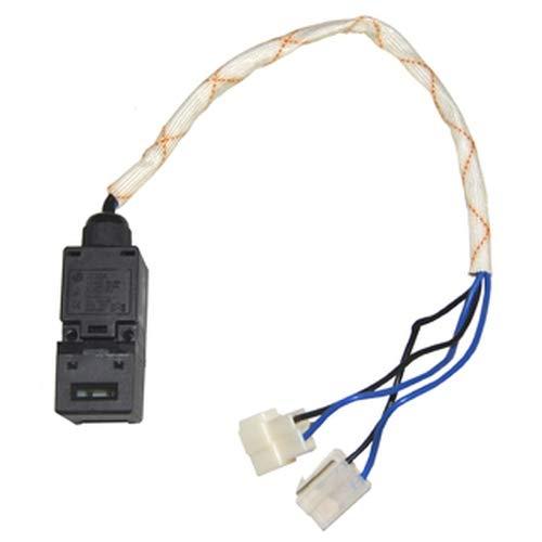 ATIKA Ersatzteil | Schalter (Sicherheitsabschaltung) für Gartenhäcksler ALF 2300 / ALF 2500 / ALF 2800 / LHF 2800