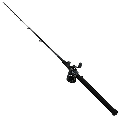 Abu Garcia Catfish Commando Fishing Rod and Reel Combo, 7...
