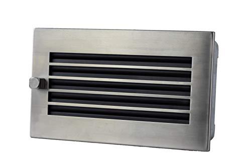 CB-Tec kg2515s Grille Air froid standard saillie 25/x 15 Noir
