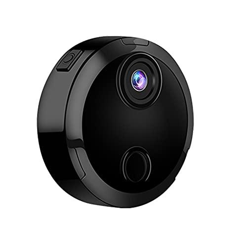 CHENPENG Mini cámara espía, cámaras Ocultas inalámbricas WiFi, con detección de Movimiento por visión Nocturna, aplicación de teléfono Celular cámara espía Oculta