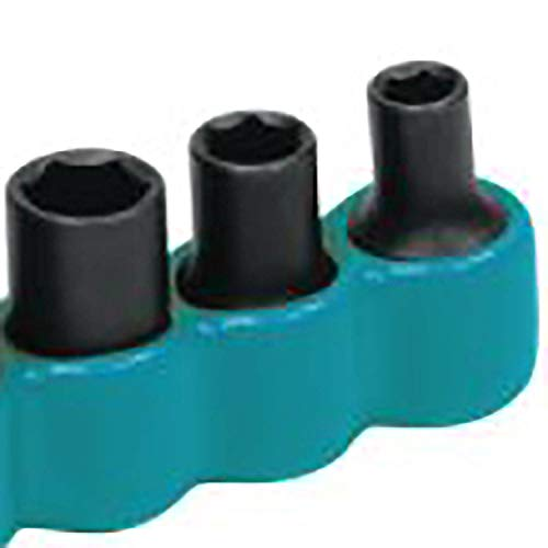 Makita T-02369 1/4-Inch Drive Socket Set