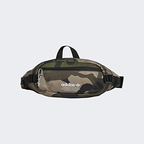 adidas Originals Unisex Utility Crossbody Bag, Olive Cargo Aw Camo, ONE SIZE