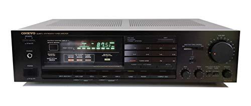 Onkyo TX-7430 Stereo Receiver in schwarz