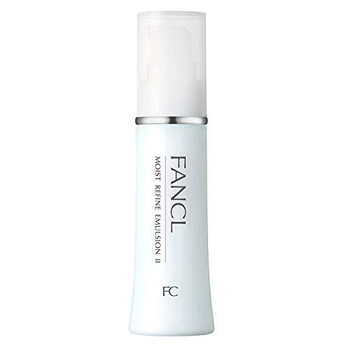 ファンケル (FANCL) モイストリファイン 乳液II しっとり 1本 30mL (約30日分)