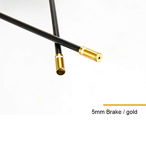 STEWYR Tapa De Cable De Freno De Cambio De Bicicleta De Aluminio...