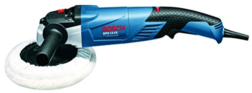 Bosch - 06013890F1 GPO 12 CE 7-inch 1250-Watt Metal Car Polisher