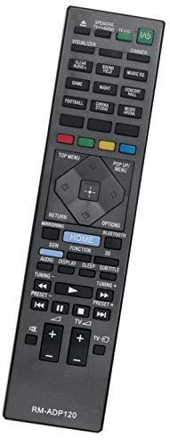 ALLIMITY RM-ADP120 Fernbedienung Ersatz für Sony Blu-ray Disc Player BDV-N7200W BDV-N9200W BDVN7200W BDV-N5200W BDVN5200W BDVN9200W